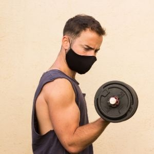 mejores mascarillas fitness